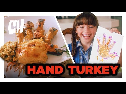 , title : 'If Hand Turkeys Were Real'