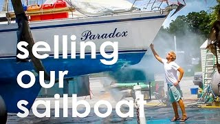 This is it. Our last episode of season 1. In this episode, we sell Paradox - our home for the greatest adventure we have yet to go on. While it was an emotional day for us, selling our sailboat means that we now have the funds to keep on traveling and making videos. What are we doing next? Well, you'll just have to keep watching to find out!This first season was made possible by the support from our wonderful and insanely generous patrons. They kept our cameras working, helped us upgrade the equipment, and allowed us to keep our content free. To join the patrons, please visit http://www.patreon.com/mondayneverThank you to all of you who followed along, gave us tips, and kept a smile on our faces with your kind words. Having viewers like you has been one of the single most rewarding parts of this video-making endeavor.Cheers,Cat & Will--Camera Equipment Used:Camera equipment used:- DSLR:   http://amzn.to/29uTtt7 - Fish eye lens: http://amzn.to/2bnAZMF- Camcorder:   http://amzn.to/29FTHNV - GoPro:   http://amzn.to/29XJRpzMusic:Epidemic SoundTasty● Music Released and Provided by Tasty ● Song Title: Cole Sipe - Innocent (feat. Sophia Odiorne)● Music Video: https://youtu.be/0dq1xc4hQsQ● Label Channel: http://youtube.com/TastyNetwork