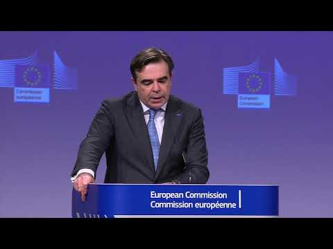 Vaccination certificate may be launched by end-month, EU Vice-President Margaritis Schinas