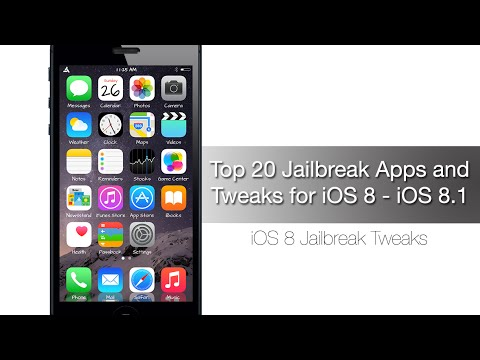 Top 20 Jailbreak Apps and Tweaks for iOS 8 - iOS 8.1