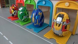 Video 헬로카봇 티라노쿵 모스쿵 트리쿵 프테라쿵! Hello Carbot New Egg Robot Toys MP3, 3GP, MP4, WEBM, AVI, FLV Maret 2019