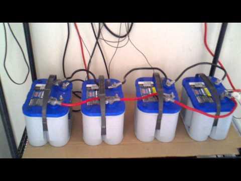 DIY – Home Solar Power Part  #2
