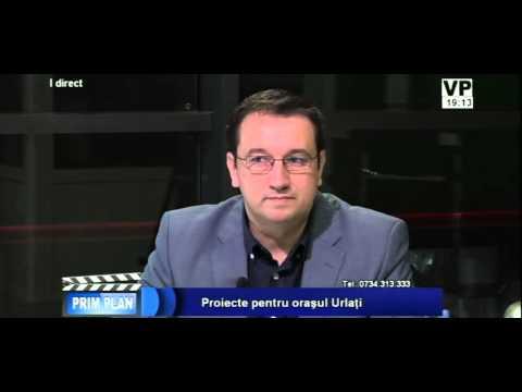 Emisiunea Prim-Plan – 27 ianuarie 2016 – partea a II-a – Invitat Marian Machitescu