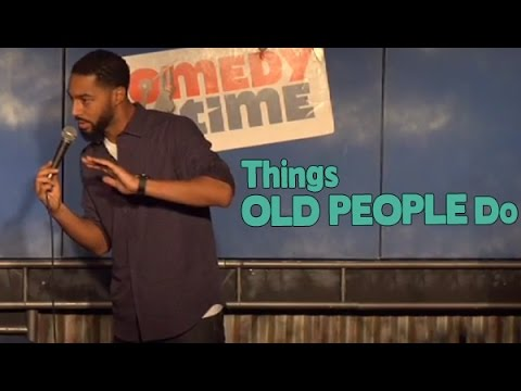 Tone Bell - Things Old People Do