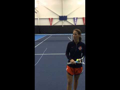 Coaches Corner - Practicing High Percentage Tennis