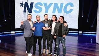 Video *NSYNC Makes a Surprise Appearance MP3, 3GP, MP4, WEBM, AVI, FLV September 2018