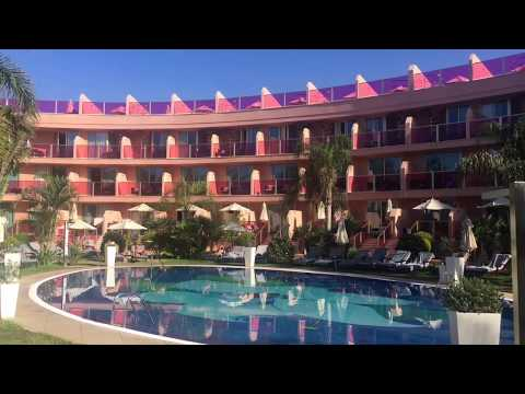 My Stay At The Hotel Sir Anthony, Tenerife