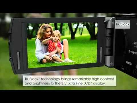 Sony HDR TD10E Full HD 3D. Fotovideoboom.nl