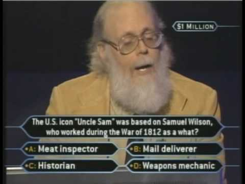 Million - Kevin Smith goes for $1 Million as the first person to reach the final question on the classic weekday version of Who Wants to be a Millionaire. Hosted by Me...
