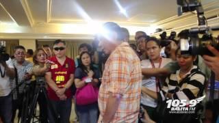 Video Duterte bursts in anger as he meets kidnappers MP3, 3GP, MP4, WEBM, AVI, FLV September 2018