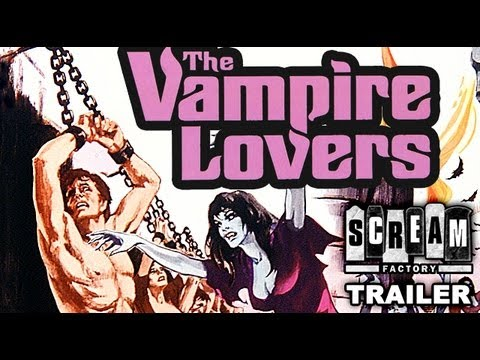 The Vampire Lovers (1970) - Official Trailer