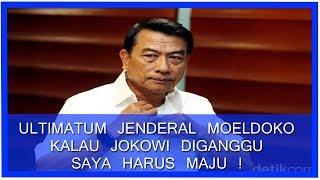 Video Ultimatum Jenderal Moeldoko: Kalau Jokowi Diganggu, Saya Harus Maju MP3, 3GP, MP4, WEBM, AVI, FLV Mei 2018