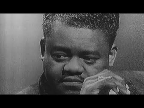 Fats Domino on jewelry, gambling, and why he doesn't get involved in civil rights | 1968 interview