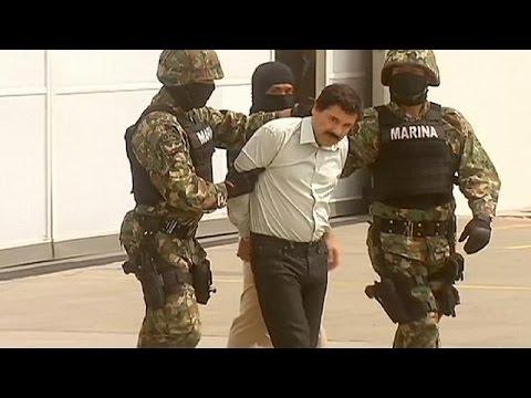 Μεξικό: Ένα βήμα πιο…κοντά στις ΗΠΑ ο «Ελ Τσάπο»