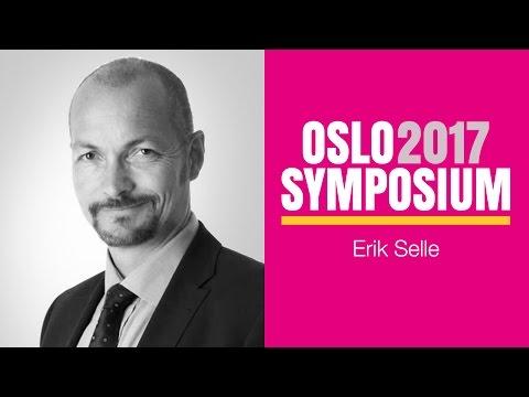 Erik Selles tale på Oslo Symposium 2017