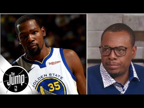 Is Kevin Durant the most powerful person in the NBA? | The Jump