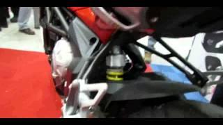 7. 2013 MV Agusta 675 Brutale