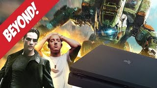 The Slim, The Neo, and Titanfall 2's Grappling Hook -  Beyond Episode 457 by Beyond!