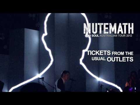 Mutemath - Odd Soul Australian Tour 2012 [Trailer]