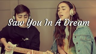 Video Saw You In A Dream - The Japanese House Cover MP3, 3GP, MP4, WEBM, AVI, FLV Januari 2018