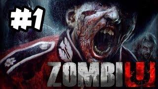 Video ZombiU Gameplay Walkthrough Part 1 - HORROR & SCREAMS - Wii U Gameplay MP3, 3GP, MP4, WEBM, AVI, FLV Mei 2017