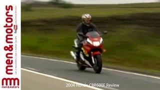 7. 2004 Honda CBR600F Review