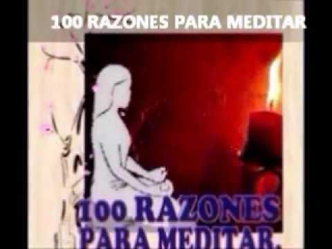 1OO RAZONES PARA MEDITAR