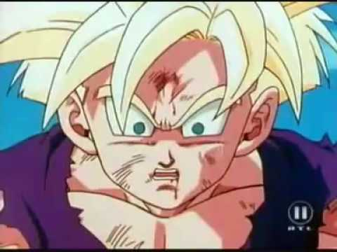 Dragon ball Z Gohan VS Cell