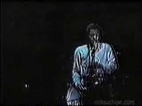 ricksuchow - Another glimpse into the brilliant mind of Wayne Shorter, shown here at 45 years old. Weather Report, 1978, Reading, PA. Film shot by Dr. Fred Erskine, sound...