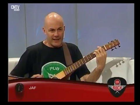 JAF video La espada sagrada  - CM Rock - Mayo 2015
