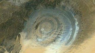 Richat: el Ojo del Sahara