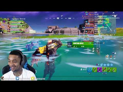 FlightReacts Played Fortnite NEW Season 3 for the First time & This Happened...