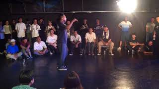 Gucchon vs Acky – Black Jam GCS2 FINAL