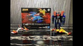 Video Bandai Soul of Chogokin GX-76X2 Grendizer D.C. Drill Spazer & Marine Spazer Set Review MP3, 3GP, MP4, WEBM, AVI, FLV September 2019