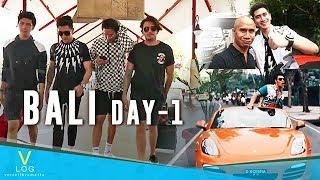Video BALI Day-1 #V-LOG MP3, 3GP, MP4, WEBM, AVI, FLV September 2018