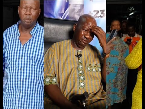 Heartbreaking! Baba Suwe Break down In Tears As He Narrates How He Got Stroke,U We Cry Watching This