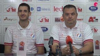 Hrvoje Vlašić:Mi ćemo napraviti sve da pobjeda ostane u Mostaru''