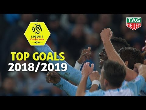 Top 5 Acrobatic Goals | Season 2018-19 | Ligue 1 Conforama