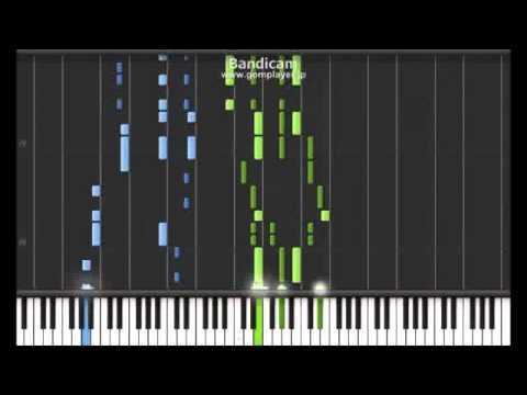 「紅蓮の弓矢」模擬鋼琴版,需要幾隻手指才能彈阿?