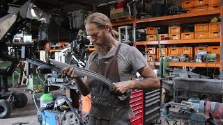 Video Forging a Falcata sword,  the complete movie. MP3, 3GP, MP4, WEBM, AVI, FLV Juni 2019