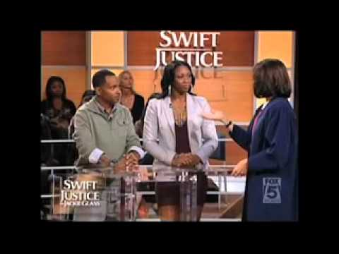 COMEDIAN SHAWTY VS. JANKY PROMOTER ON SWIFT JUSTICE W/ JUDGE GLASS