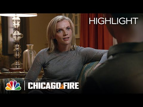 Casey Stays Overnight with Brett - Chicago Fire