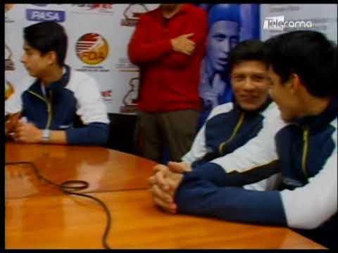 Racquetbolistas rumbo a campeonato mundial juvenil en Costa Rica