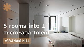 In 2010, we met Graham Hill- the founder of treehugger.com and a serial entrepreneur. He had just bought two tiny apartments in ...