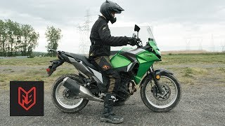 5. Kawasaki Versys-X 300 Review at fortnine.ca