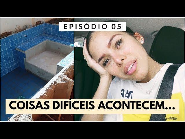 DIÁRIO DA OBRA: TUDO ATRASADO! | RAYZA NICÁCIO - Rayza Nicácio