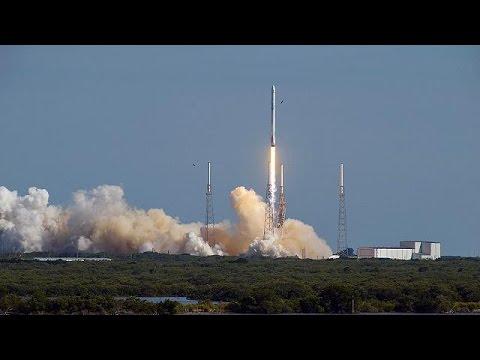 Η επιστροφή του SpaceX
