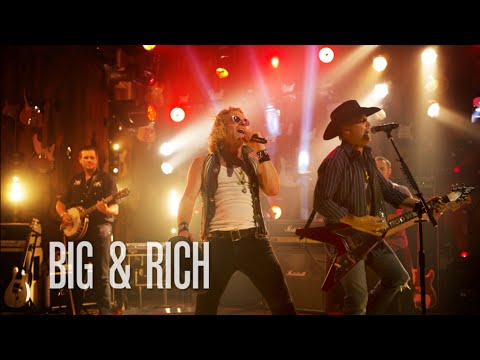 "Big & Rich ""Gravity"" Guitar Center Sessions on DIRECTV"