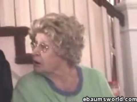 Grandma wants to try a lumpkin