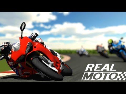 Real Moto - Симулятор гоночных байков на Android(Review)